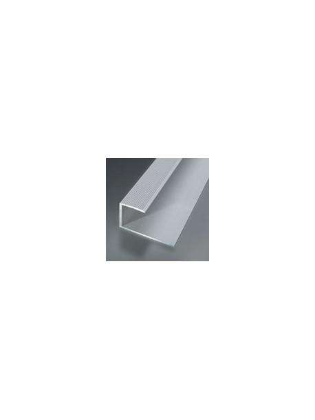 Ukončovací profil 32x17,5 mm, hrúbka14-15,2 mm, dĺžka 2,50 m, kovodekor