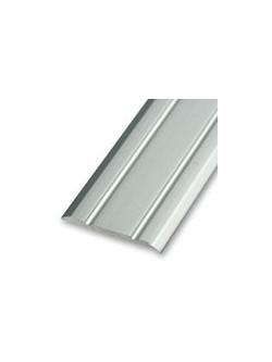 Prechodový profil vŕtaný 25x2,5 mm, dĺžka 2,70 m, kovodekor