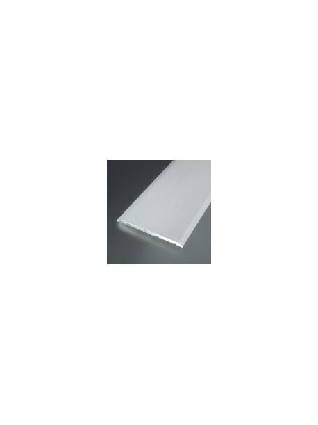 Prechodový profil vŕtaný 40x2 mm, dĺžka 2,70 m, kovodekor