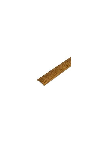 Prechodový profil samolepiaci 40x5,0 mm, dĺžka 2,70 m, drevodekor