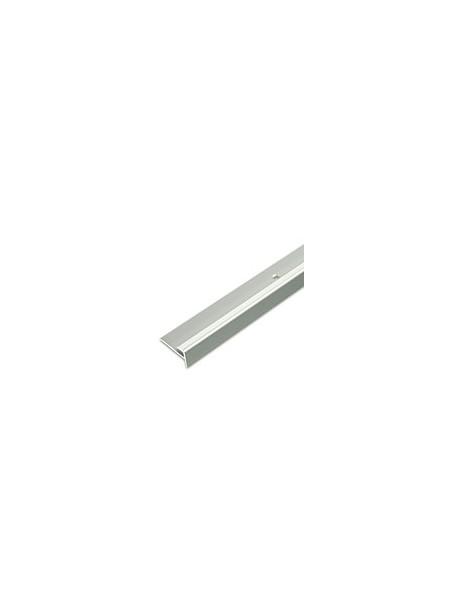 Schodový profil vŕtaný 30x15 mm, hrúbka 5 mm