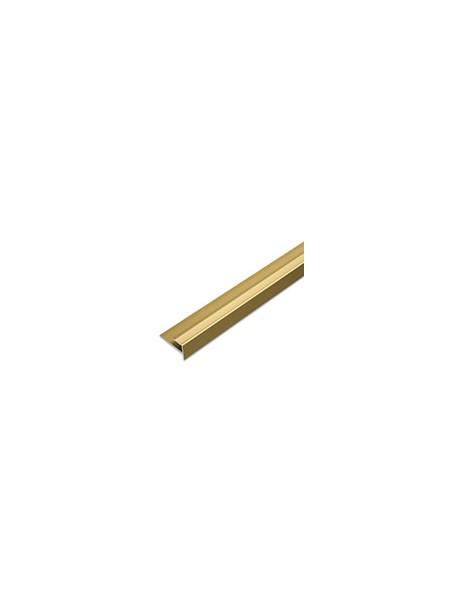 Schodový profil 35x20 mm, hrúbka 8mm, drevodekor