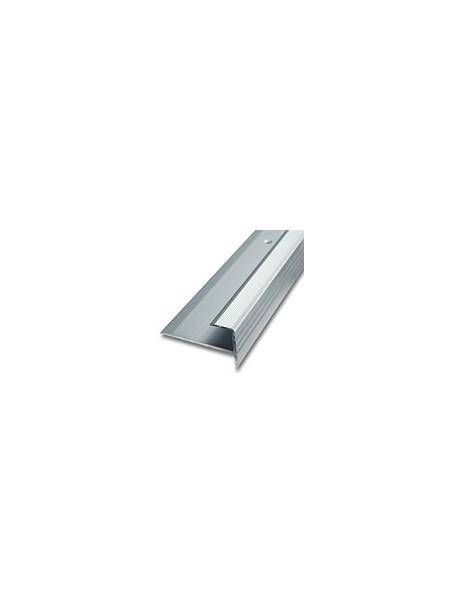 Schodový profil vŕtaný, 50x30 mm, Hrúbka 13-15 mm