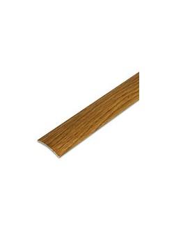 Prechodový profil samolepiaci 40x5,0 mm, dĺžka 0,90 m, drevodekor