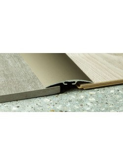 Prechodový profil samolepiaci 60x6,5 mm, dĺžka 0,90 m