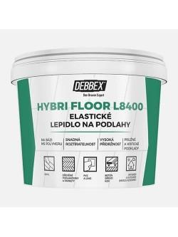 Elastické lepidlo na podlahy HYBRI FLOOR L8400 15 kg