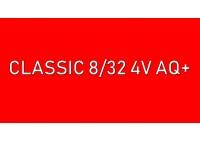 Classic 8/32 4V AQ+