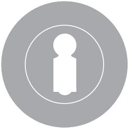 rozeta kľúč